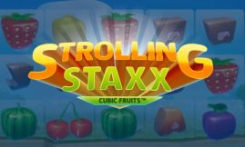 strolling staxx slot by netent