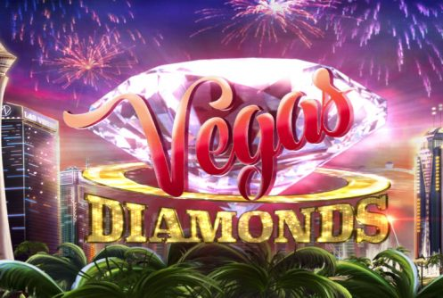 vegas diamonds slot by elk studios