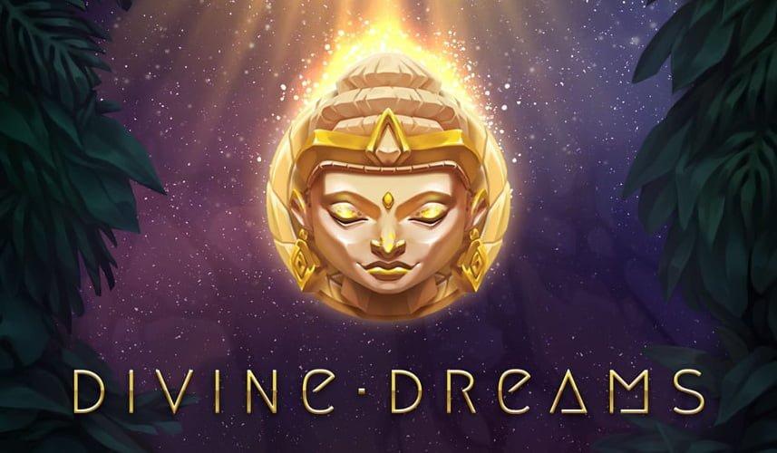 divine dreams slot by quickspin
