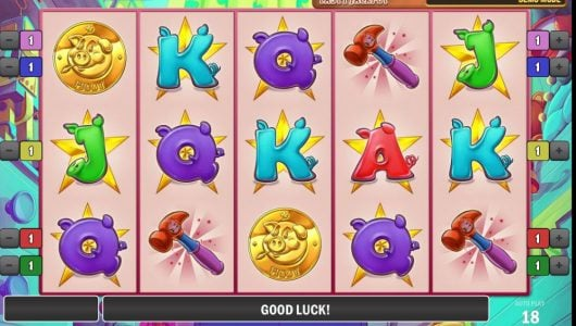 piggy bank slot by play n go