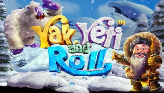 yak yeti and roll slot by betsoft