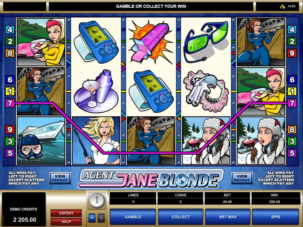 Ps4 agent jane blonde microgaming slot game tour villa yahoo