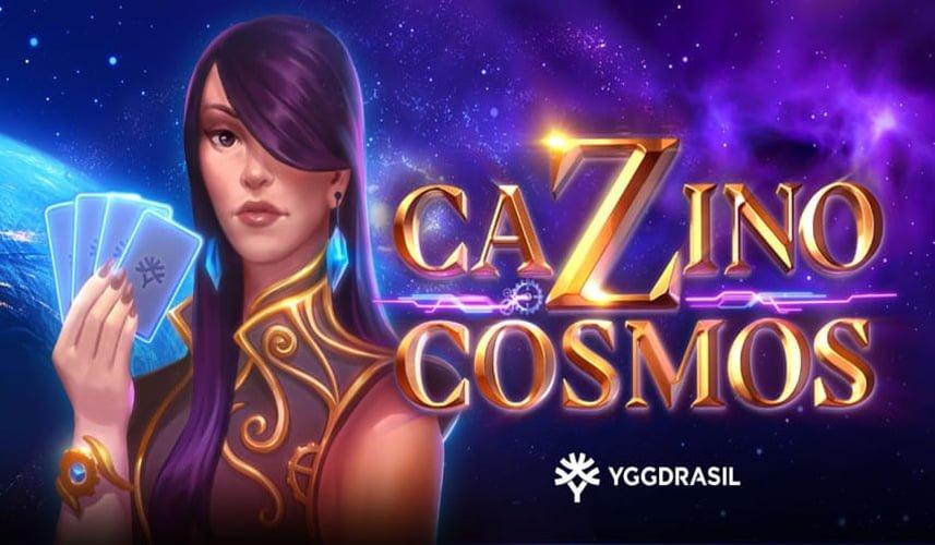 Cazino cosmos slot machine online yggdrasil youtube king