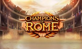 champions of rome slot by yggdrasil