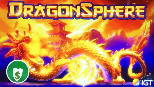 dragon sphere slot by igt