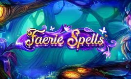 faerie spells slot by betsoft