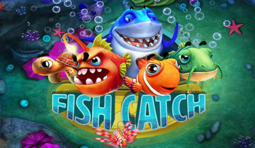 fish catch slot by rtg