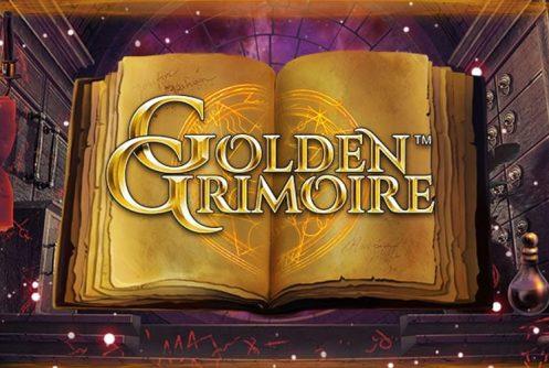 golden grimoire slot by netent