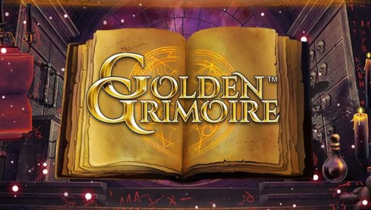golden grimoire slot by netent