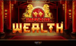 imperial wealth slot by isoftbet