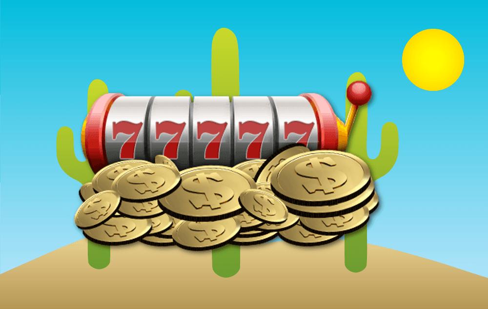 win the slot jackpot