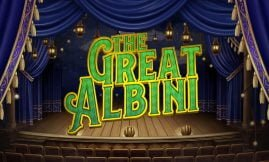 the great albini slot by microgaming - foxium