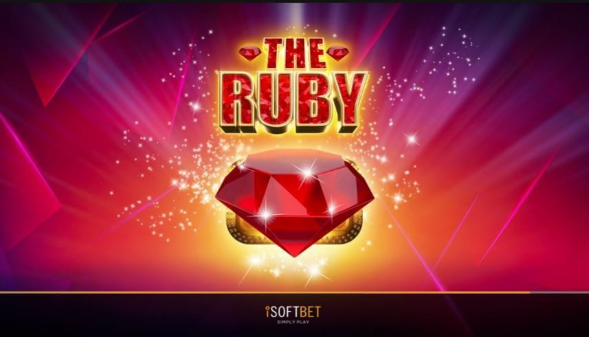 the ruby slot by isoftbet