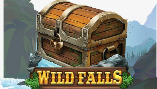 wild falls slot by play n go