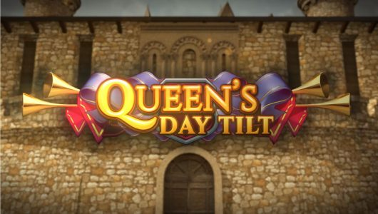 queens day tilt slot by play n go