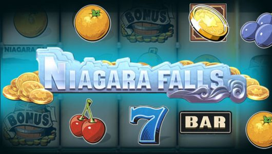 niagra falls slot by yggdrasil