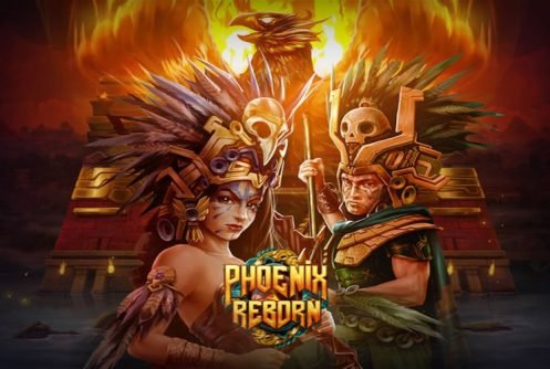 phoenix reborn slot by play n go