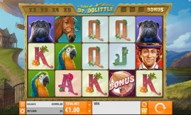 tales of dr dolittle slot by quickspin