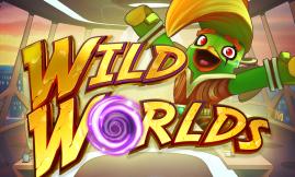 wild worlds slot by netent