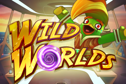 wild worlds slot by netent