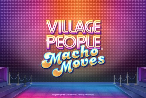 village people macho man slot by microgaming