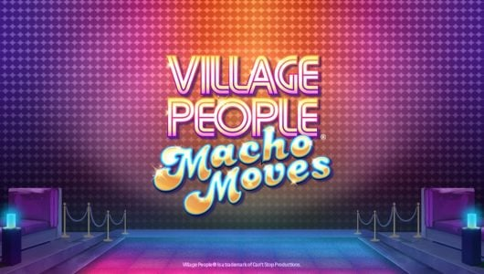 village people macho man slot by microgaming
