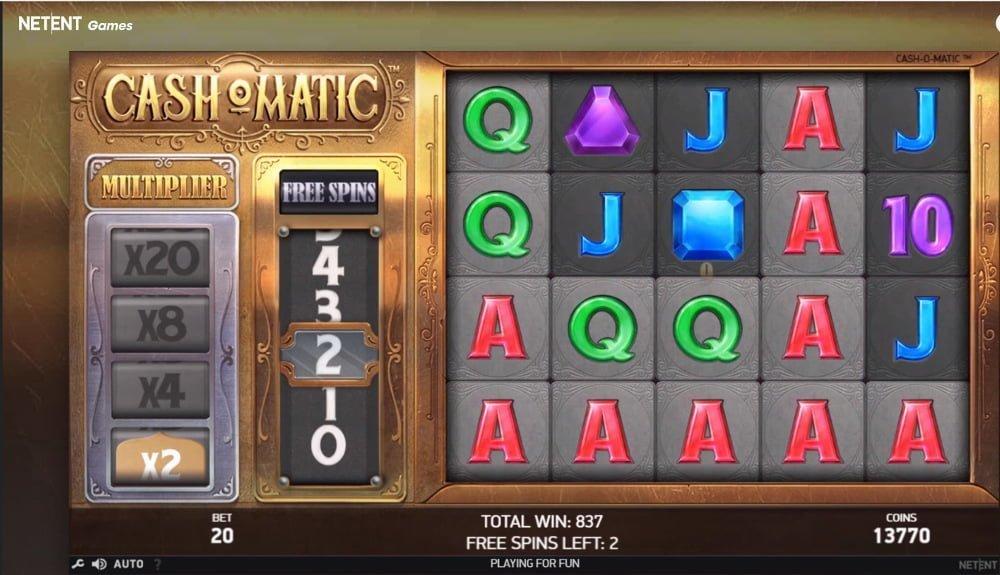 Spiele Cash-O-Matic - Video Slots Online