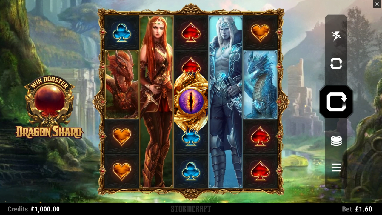 6/18/ · Dragon Shard is a Stormcraft Studios game published by Microgaming in May It's a fantasy themed slot that's played on a 5×5 board and it features impressive graphics, a free spins game with Mystery reels, and you can choose if you want to play 4/5().
