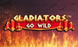 gladiators go wild slot by isoftbet