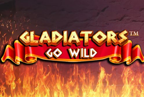 gladiators go wild slot by isoftbet