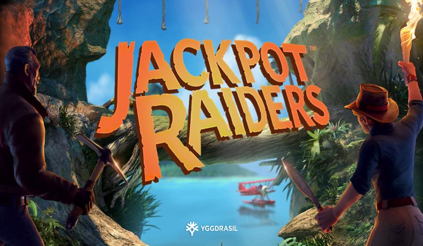 jackpot raiders slot by yggdrasil