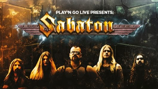 sabaton slot by play n go
