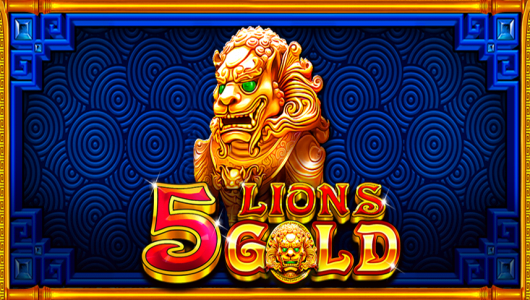 5 lions slot by pragmatic play