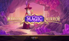 merlins magic mirror slot by isoftbet