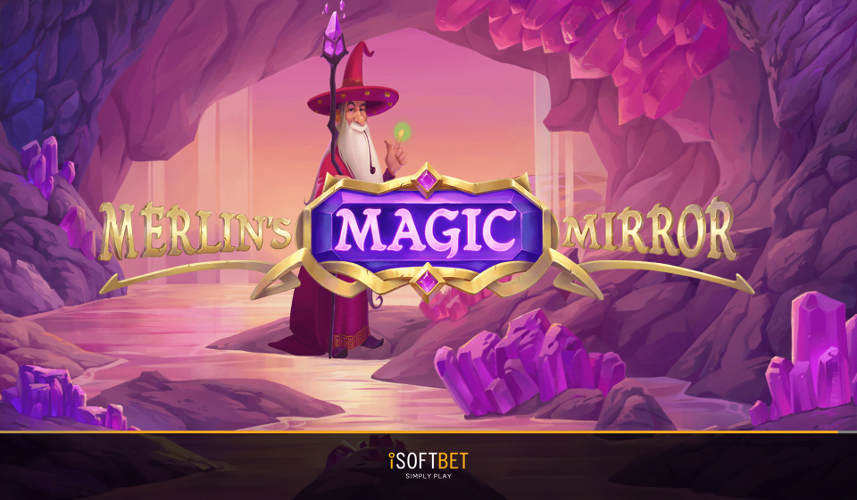 merlins magic mirror slot by isoftbet