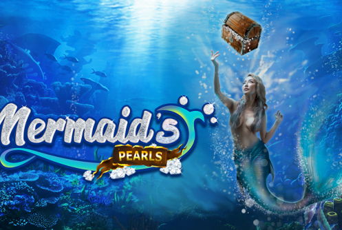 mermaids pearl slot by rtg