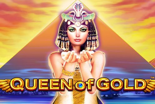 queen of gold slot by pragmatic play