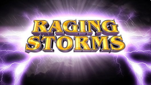 raging storms slot by igt