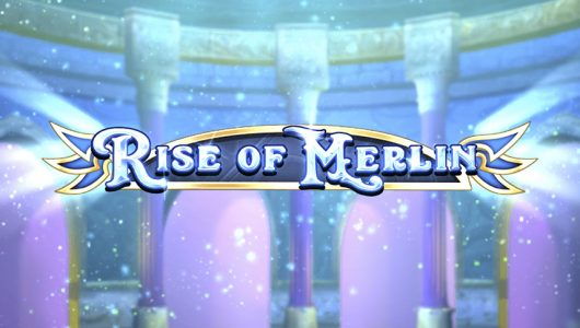 rise of merlin slot by play n go