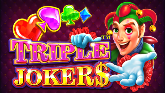 triple jokers slot by pragmatic play