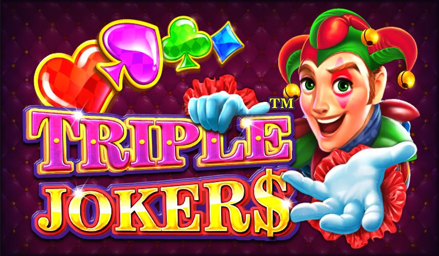 triple jokers slot by pragmatic play