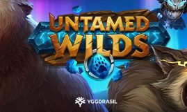 untamed wilds slot by yggdrasil