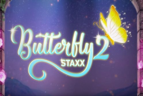 butterfly staxx 2 slot by netent