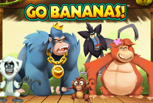 go bananas slot by netent
