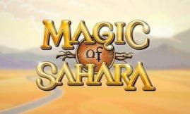 magic of sahara slot by microgaming