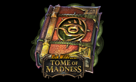 rich wilde and the tome of madness slot by play n go