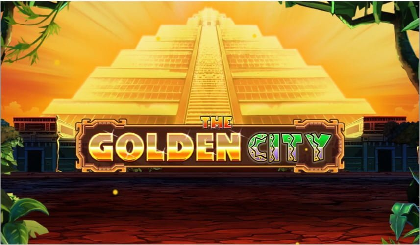 the golden city slot by isoftbet