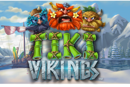 tiki vikings slot by microgaming