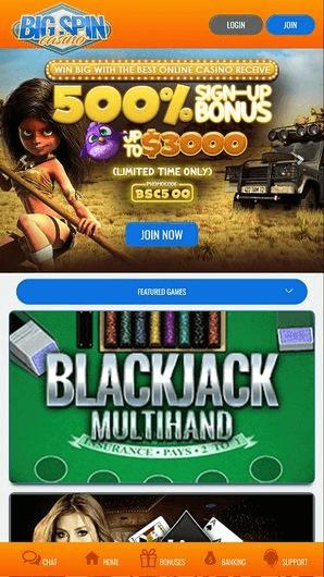 Mobile bitcoin casino
