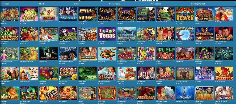 sloto cash games